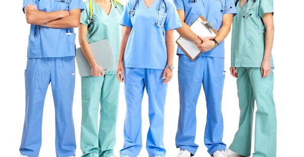 a team of medical assistants