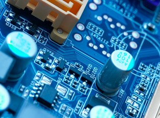 Electrical board that electrical engineers work with