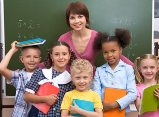 4 Common Myths About Elementary School Teachers