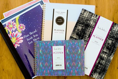 best 2016 planners