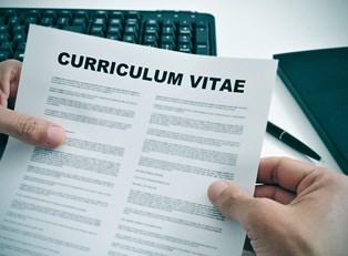 Curriculum vitae forms