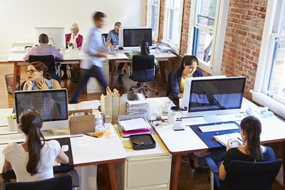 Pros and Cons of an Open Office