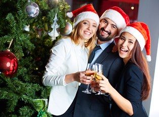 Holly Jolly Activities for Your Holiday Office Party